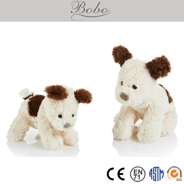 Hot Selling Cute Custom Plush Dog Toys For Kid High Quality