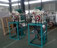 new product high quality single wheat flour mill machine for sale with low price