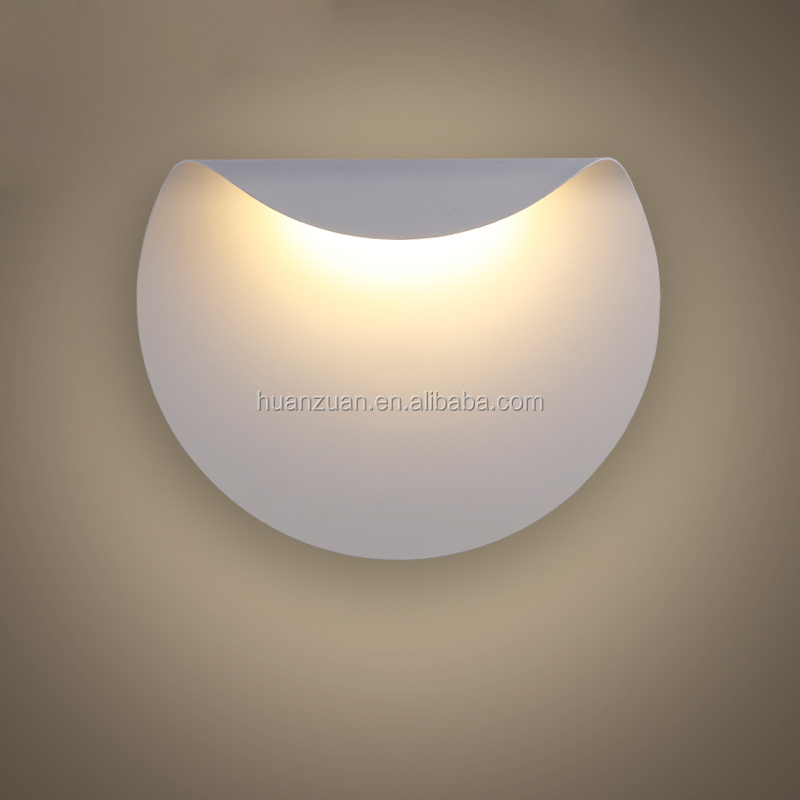 popular design unique led wall mount light , interior wall led light