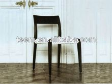 2013 New design Divany mordern furniture dining room chairs black lacquer