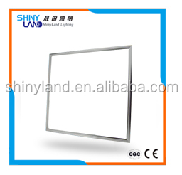Hot sell 600*600MM 36W Ultra Thin Square Flush Mounted LED Panel Light