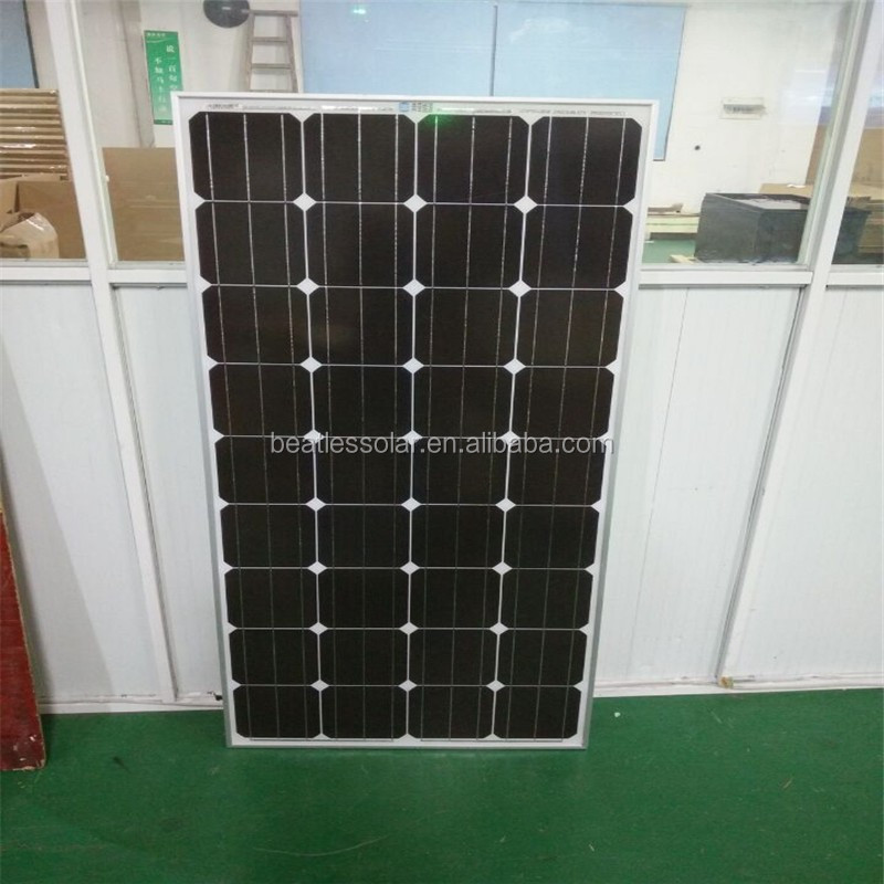Long Lifespan 1Kw Tuv Certificated Solar Panel For Home System
