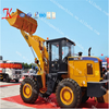 New Construction Machine 1.5-2.5CBM 3T Bucket Wheel Loader for Sale