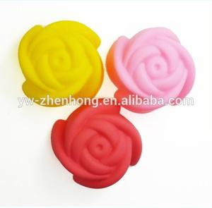 Newest Design One Of Most The Popular 7cm The Silicone Roses Jelly Mould