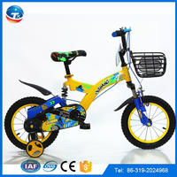 2015 New model cheap 12 inch folding bike mini bmx bicycle 3 wheel bicycle for kids child children