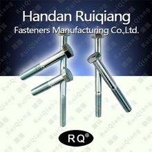 Galvanized raw material bolt sets surplus stocking with good price