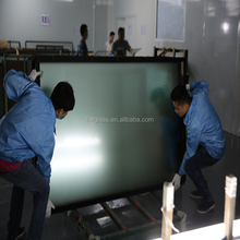 High quality 4mm 5mm tempered glass writing whiteboard for classroom