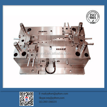 ISO 9001 professional manufacturer of plastic injection tooling,hot runner