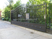 Country House High Security Sliding Main Gate (manufacturer)