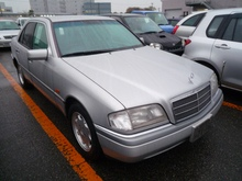 1995 Mercedes-Benz C200 Steering: Right, used car 23175