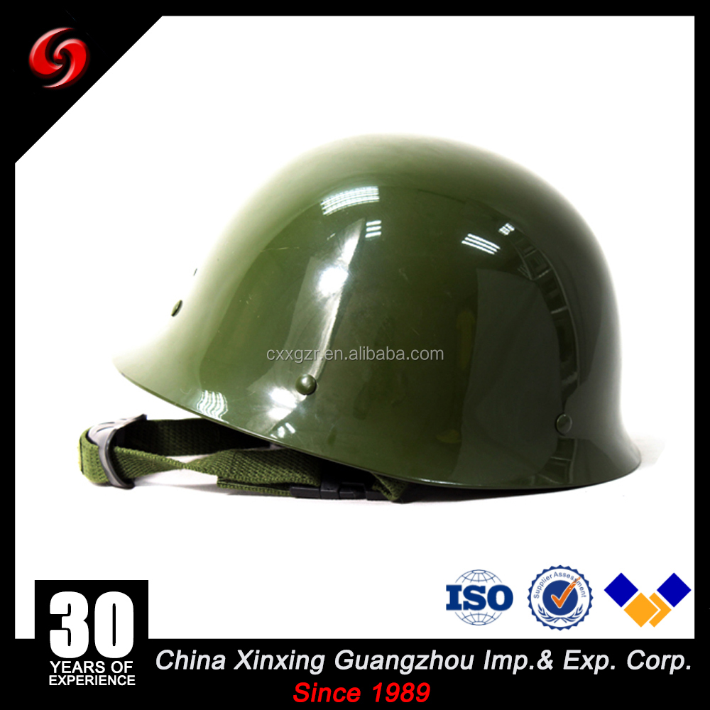 Army green high qulaity duty helmet safety anti riot helmet for protection