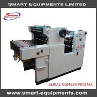 high quality letterpress numbering machine supplier