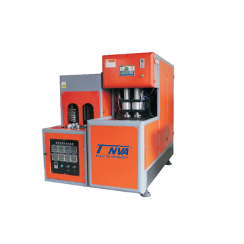 2Liter semi-auto PET bottle stretch blow molding machine