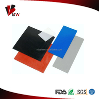 heat resistant Transparent Silicon Rubber Sheet
