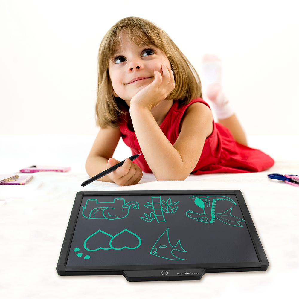 20 inch LCD Writing Tablet Graphic Ultra Drawing Board Digital Blackboard LCD Writing Board