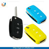 silicone car key cover silicone key cover