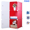 PP Plastic Type and Eco-Friendly,Folding,Stocked Feature Plastic Waterproof Storage Cabinets