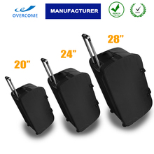 Custom logo cabin crew luggage travel trolley bags carry-on luggage
