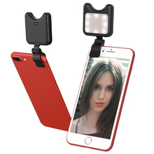 Alibaba Wholesale Phone Accessories Mobile Phone Rechargeable Led Mini Selfie Flash Light