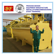 China Gold Mining Equipment Gold Separator Machine Turkey Long Working Life Gold Flotation Cell , Flotation Machine