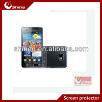 Diamond LCD protective film for samsung galaxy s2 i9100