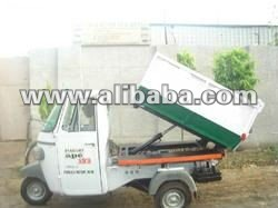 Food Waste Tipper