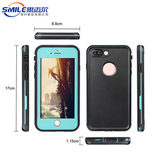 New design cheap price for iphone 7 case waterproof
