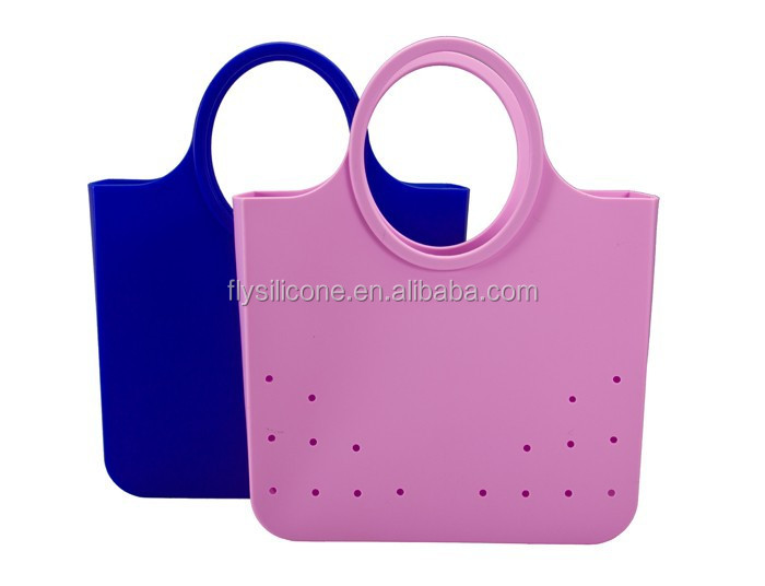 Promotional Gifts/Silicone Promotional Items Newest Silicone Woman Handbag