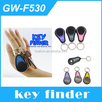 Wholesale 3 in 1 Alarm Remote Wireless Key Non-Lost Electronic Key Finder Keychain Extended Range 25-40m