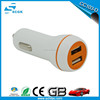 new Sport car design 4.8A dual USB car charger CC103