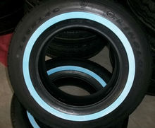 LING LONG white wall tyre