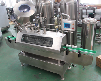 Automatic Glass jam lug capper