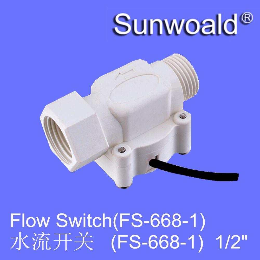 "<strong>1</strong>/2"" FDA plastic Magnetic water Flow switch"