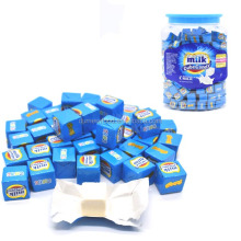 HALAL Sweet Milk Pressed Cube Tablet Candy Cube Cheese Milk Candy