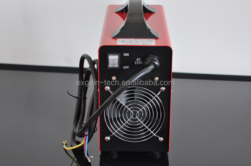 ARC transformer fast fan cooling welding machine
