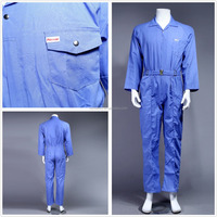 80% polyester 20% cotton long sleeve coverall workwear safety workwear XXXL