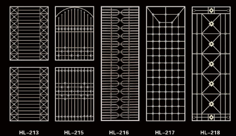 Stainless steel grill door design view stainless steel for Window design bangladesh