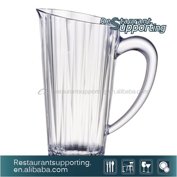 Wholesale Polycarbonate Plastic Water Pitcher