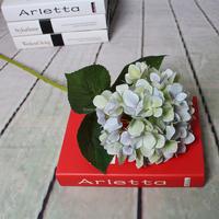 Lastest design factory making artificial dried flower hydrangea