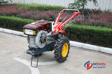 Small Tractor 20 HP, Two Wheel, Diesel Power, Gear Drive, Multifunction