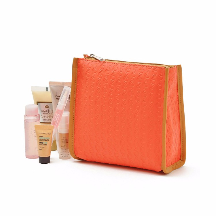 KID professional custom travel canvas cosmetic makeup bag