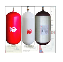 Natural gas cylinder for vehicle capacity 45-200L