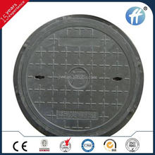 SMC locking composite manhole cover and frame made in China