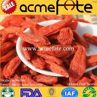 Wholesale Ningxia Dried Goji Berry Price