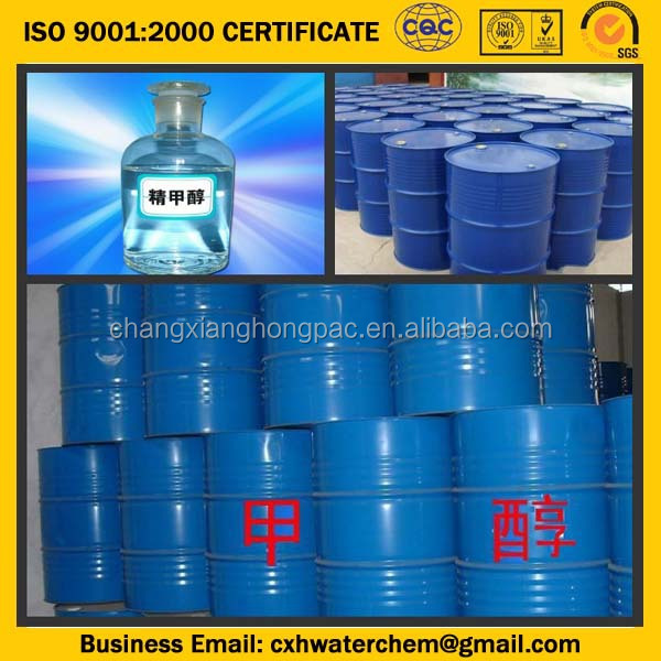 Factory Hot sale high quality Methanol 99.9% competitive price