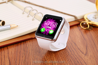 Bluetooth smart watch Q7S watch for IOS &Amdroid smart wristwatch with double GPS smart watch