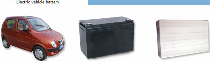 Electric vehicle battery (hybrid)