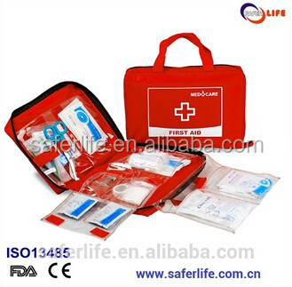 nylon medical case survival products military first aid kit