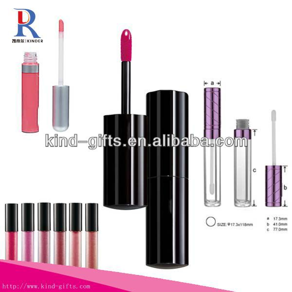 Bling bling rhinestone beauty sex tube lip gloss