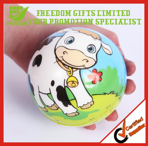 Logo Customized Foam Anti-stress Balls